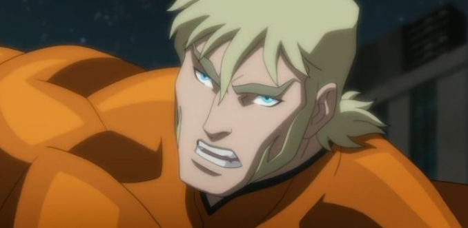 Tráiler para Justice League: Throne of Atlantis