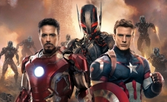 Póster oficial para Avengers: Age of Ultron