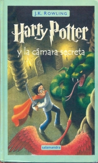 Harry Potter y la Cámara Secreta (J. K. Rowling)