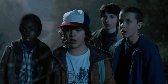 Stranger Things: pasión por los 80