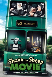 Tráiler y póster para Shaun the Sheep Movie