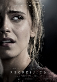 Regression nos presenta su cartel norteamericano