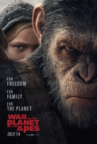 War for the Planet of the Apes presenta su tráiler