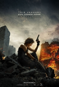Dos clips para Resident Evil: The Final Chapter