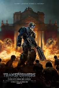 Nuevo póster y spot para Transformers: The Last Knight