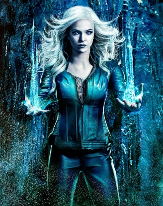Killer Frost protagoniza el nuevo póster de The Flash