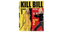 Lanzamiento del Pack Kill Bill, 1 y 2 en Blu-Ray