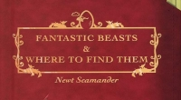 Novedades sobre Fantastic Beasts and Where to Find Them
