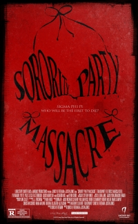 Nuevo póster de Sorority Party Massacre
