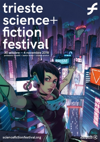 Trieste Science+Fiction Festival 2018