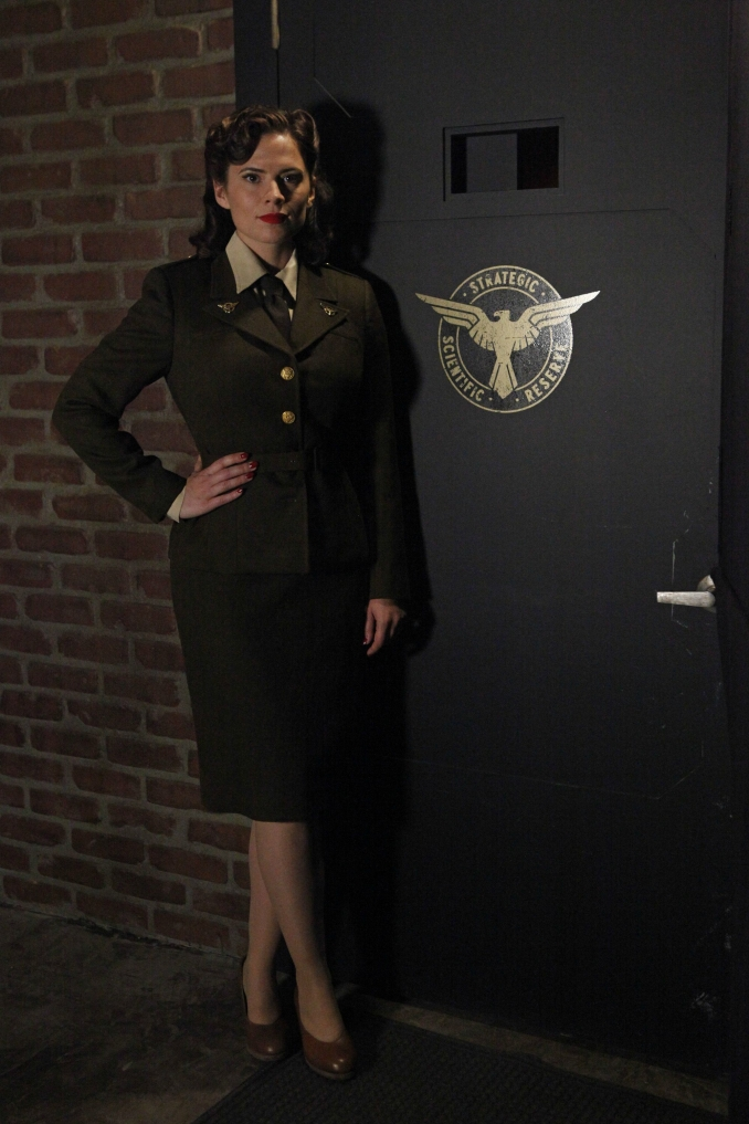 Peggy Carter vuelve a Agents of SHIELD