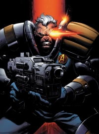 Josh Brolin se prepara para interpretar a Cable