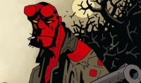 Arte promocional de Hellboy: Rise of the Blood Queen