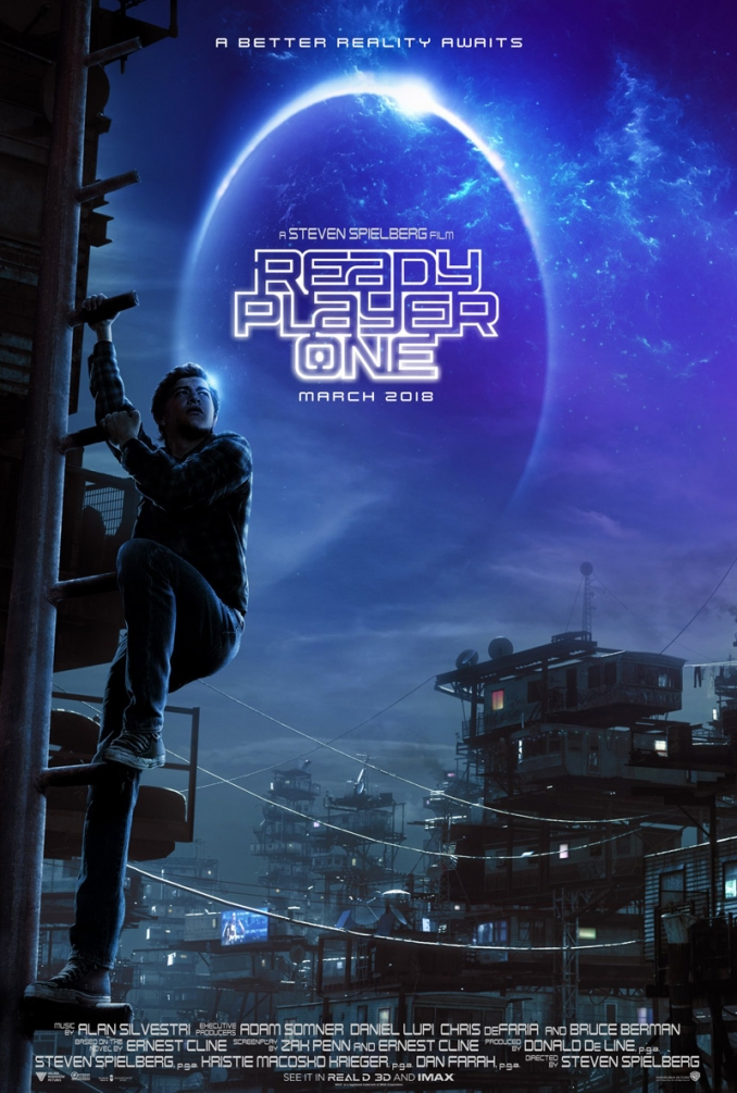 Segundo tráiler para Ready Player One