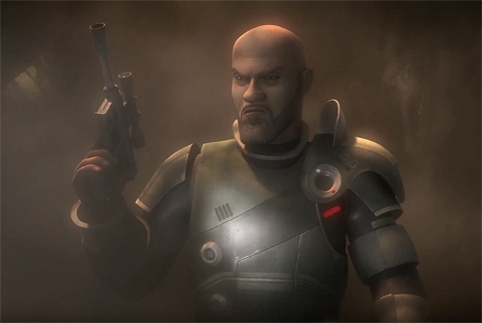 Forest Whitaker prestará su voz a Saw Gerrera en Rebels