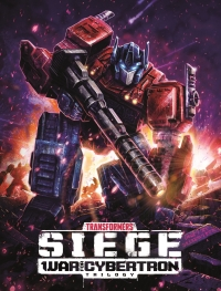 Tráiler de Transformers: War For Cybertron Trilogy: Siege
