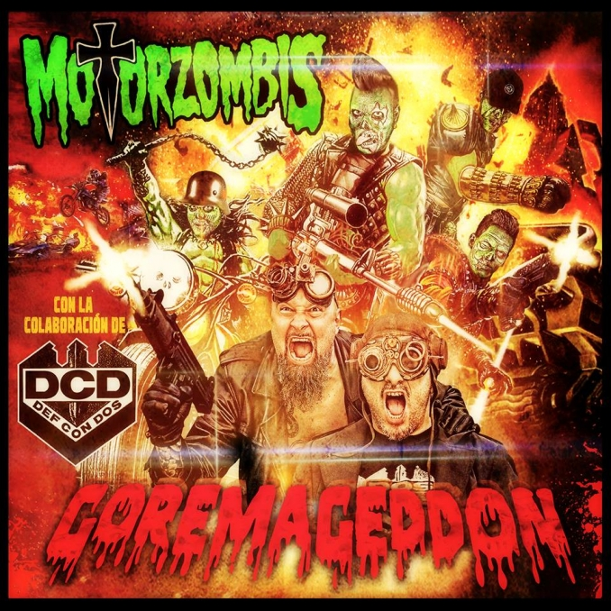 Nuevo single especial Halloween de Motorzombis