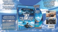 The Sky Crawlers en Blu-Ray + DVD