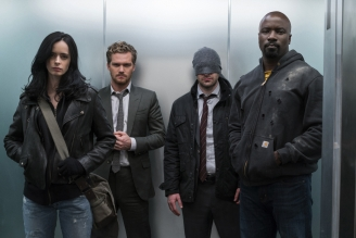 Ya está disponible en Netflix The Defenders