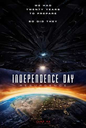Independence Day: Resurgence revela su póster