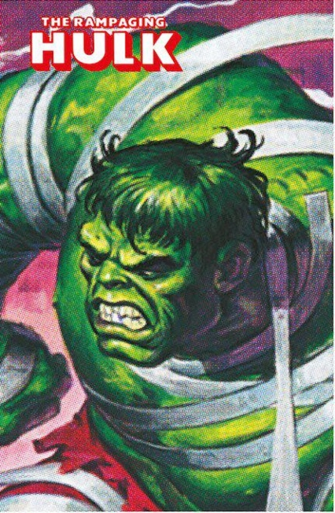 Marvel Limited Edition: The Rampaging Hulk