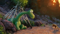 Nuevo arte conceptual de The Good Dinosaur
