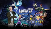 Primer clip para los Mighty 7 de Stan Lee